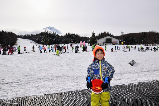 Strawberry Picking and Snow experience at Mt Fuji ski resort for VIP photo 2