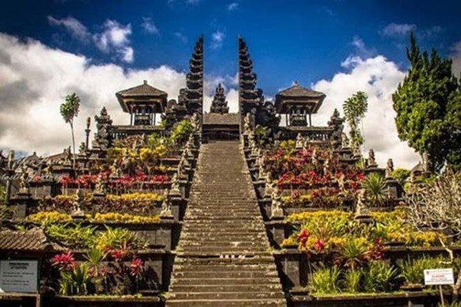 Bali: Besakih Temple and Telaga Waja Rafting Tour