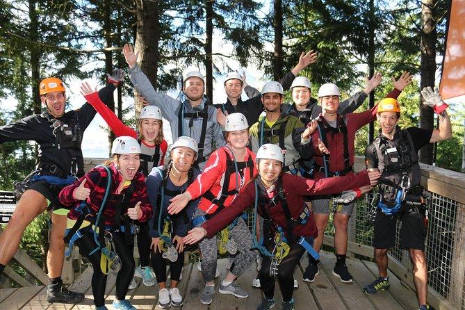 Small-Group Zipline Adventure in Queenstown