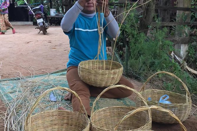 Rattan Busket Weaving photo 10
