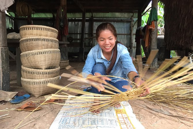 Rattan Busket Weaving photo 1