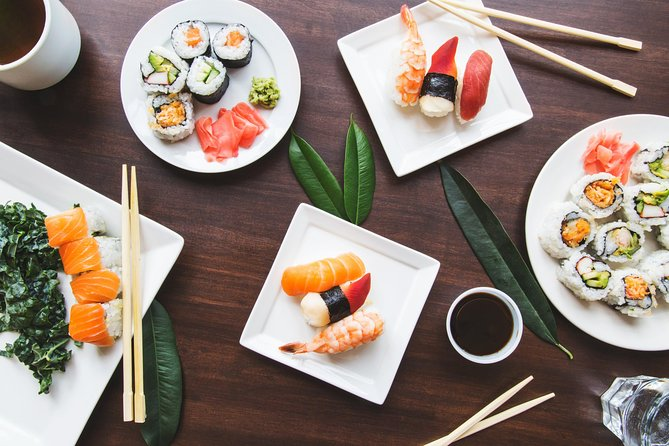 Intro to Sushi Making