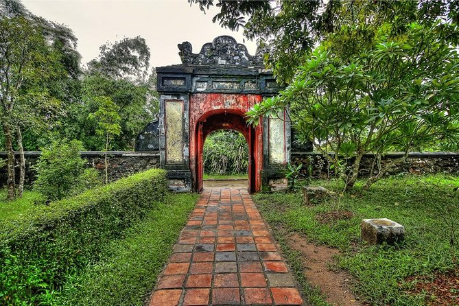 Hue City Tour from Hoi An