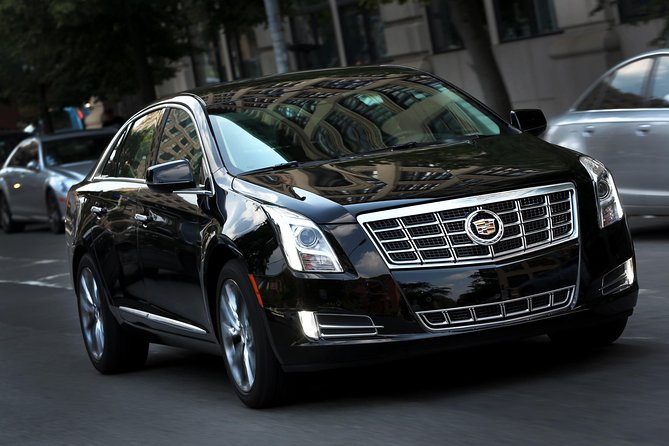 Private Airport Transfer from SFO To Walnut Creek.