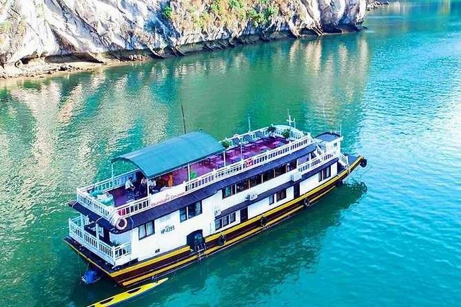 Lan Ha Bay - Cat Ba Island 3 Days 2 Nights (Sunlight Classic Cruise)