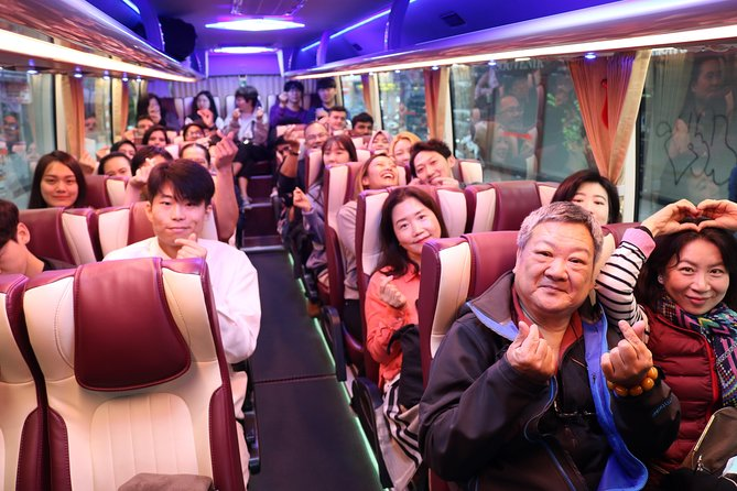 Halong Islands and Cave Join in Day Tour with National Highway Transfer photo 4