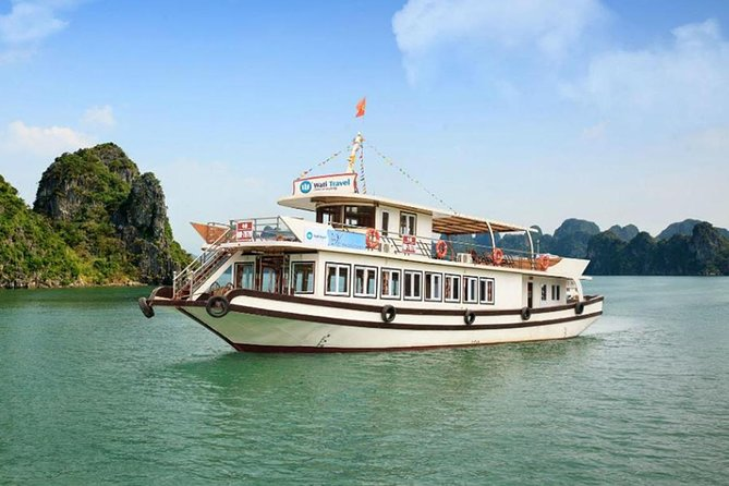 Halong Bay Day Tour From Hanoi: Visit Thien Cung Cave, Transfer, Kayaking