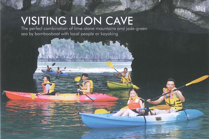 Ha Long bay full day tour (6 hours in bay, transfer via express highway) photo 8
