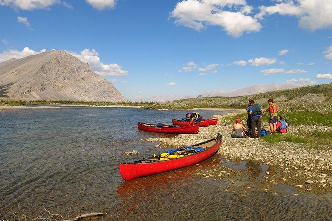 Wind River Canoe Trip in the Northern Yukon