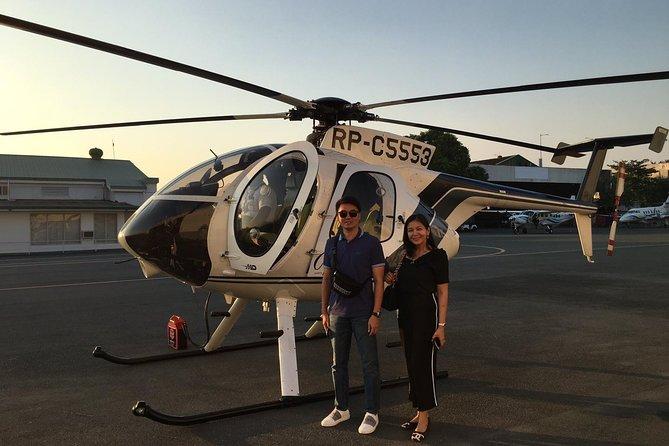 Helicopter Manila Executive Tour (10 min)