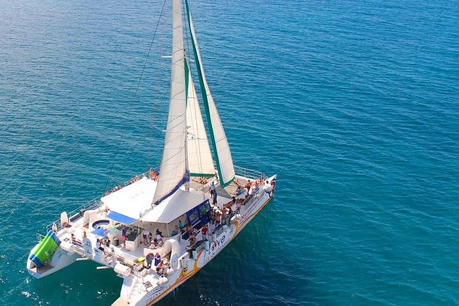 Catamaran Cruise with Snorkeling in Sosua Bay