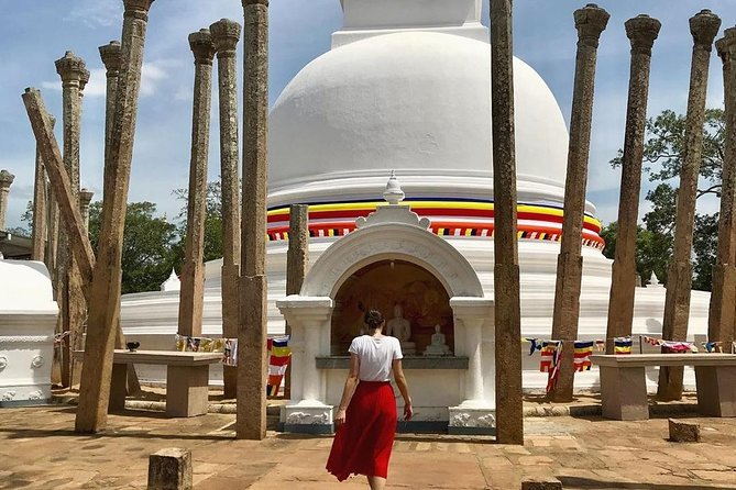 All Inclusive Day Tour to Anuradhapura from Negombo