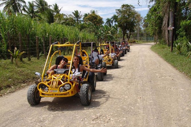 Buggy Safari natural trails (attention high excitement)