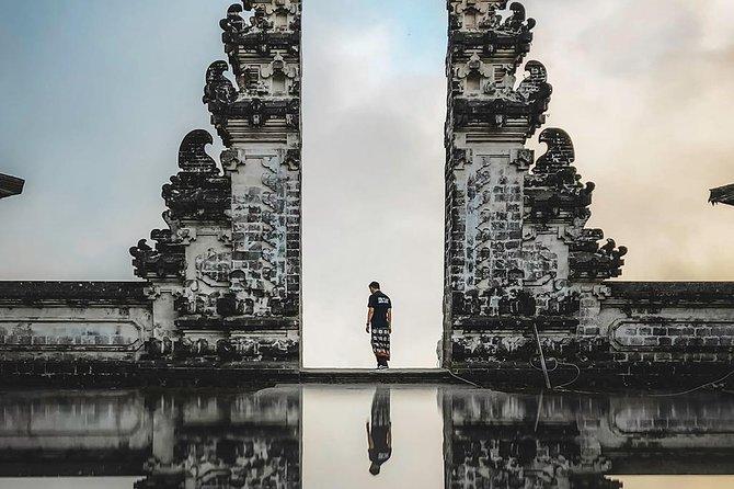 Ost Bali tour mit deutschsprachigem Reiseleiter
