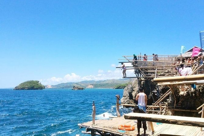 Magic Island in Boracay