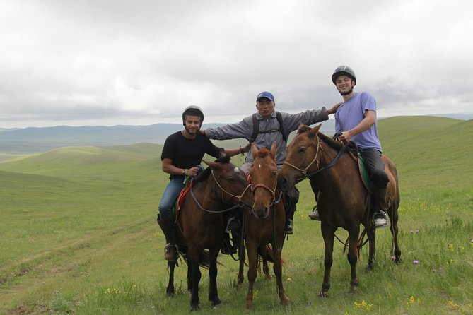 Day tour:Gorkhi Terelj National Park - Genghis Khan statue complex all inclusive