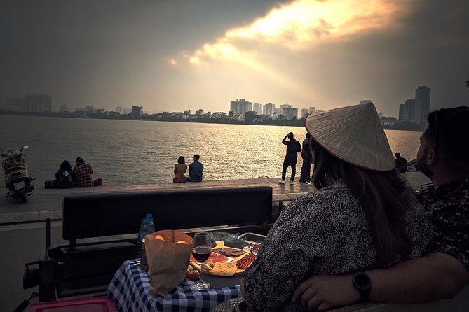 Hanoi Sunset Party By Gaz 69