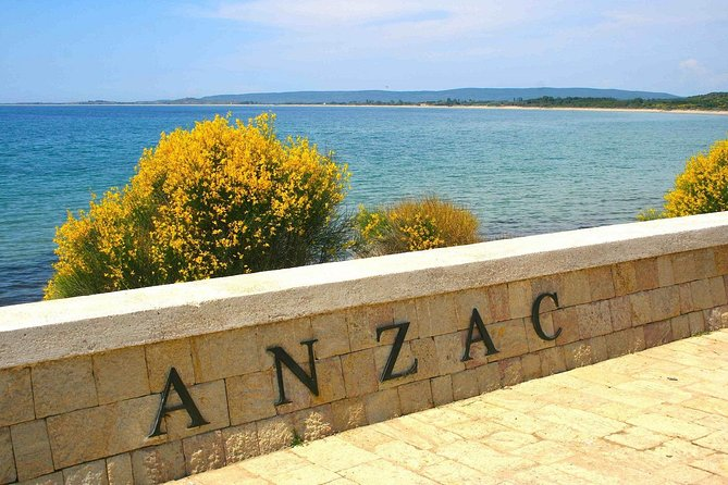 Gallipoli Battlefields & Anzacs Memorials (Daily Tour from İstanbul)