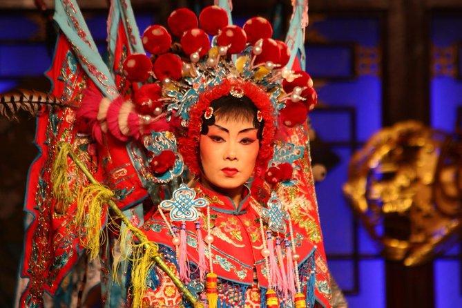 Liyuan Theatre Beijing Opera Ticket with Hotel Transfer