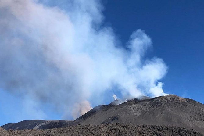 Etna Excursion Summit Craters 2900 m.