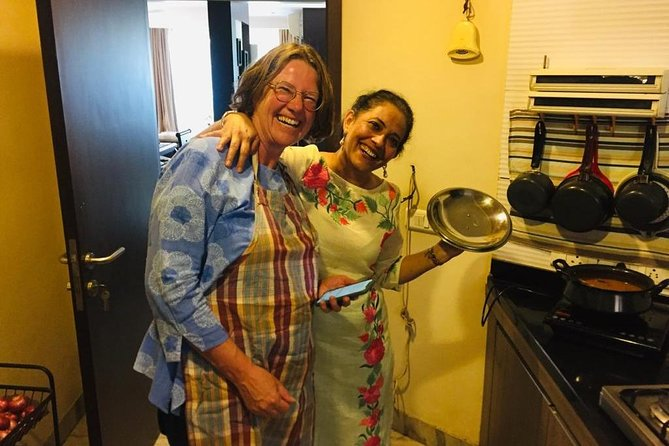 Cooking Class at an Indian home in Pune
