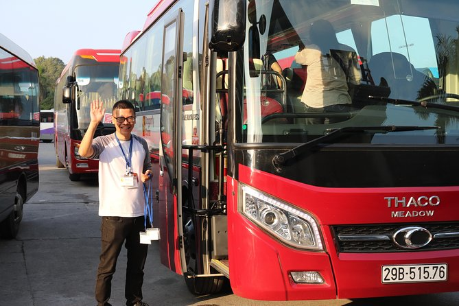 Halong Islands and Cave Join in Day Tour with National Highway Transfer photo 9