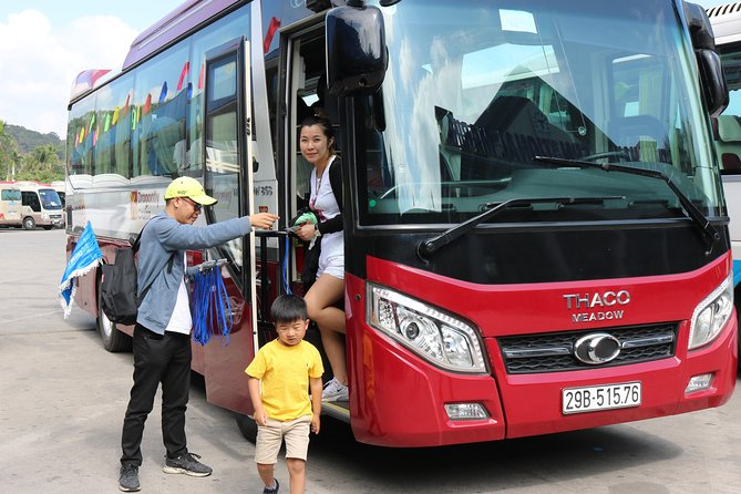 Halong Islands and Cave Join in Day Tour with National Highway Transfer photo 8