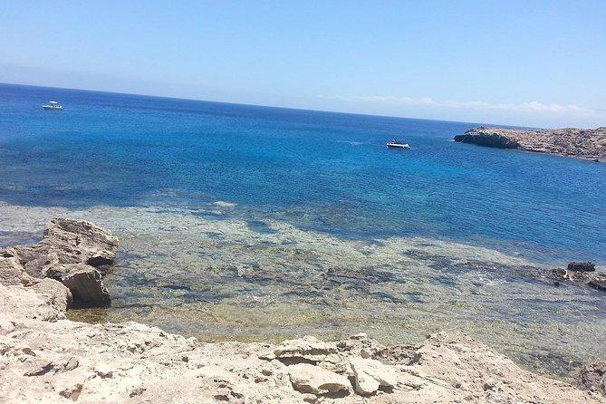 From Baths to Blue Lagoon and Fontana Amoroza [Akamas]