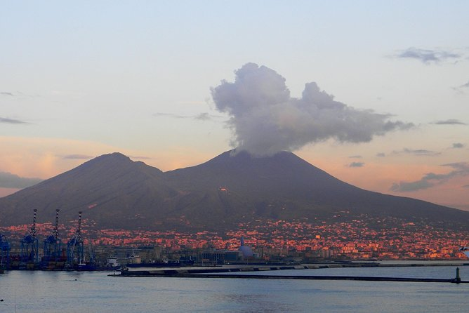 Walk on Vesuvius