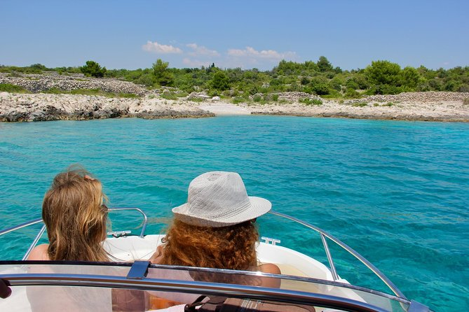 Private 3 islands Tour With Speed boat to Blue Lagoon and Solta from Split or Trogir photo 16