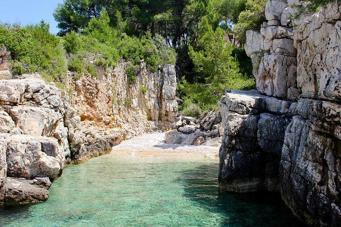 Private 3 islands Tour With Speed boat to Blue Lagoon and Solta from Split or Trogir photo 31