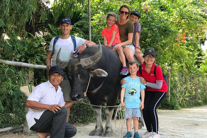 Hoi An Organic Farm & Palm Village Tour By Bike & Boat