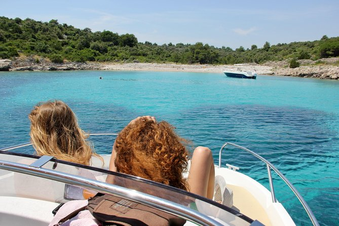 Private 3 islands Tour With Speed boat to Blue Lagoon and Solta from Split or Trogir photo 14