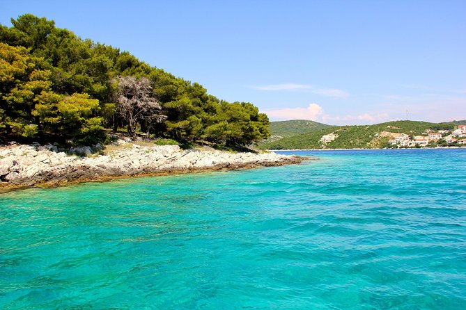 Private 3 islands Tour With Speed boat to Blue Lagoon and Solta from Split or Trogir photo 22