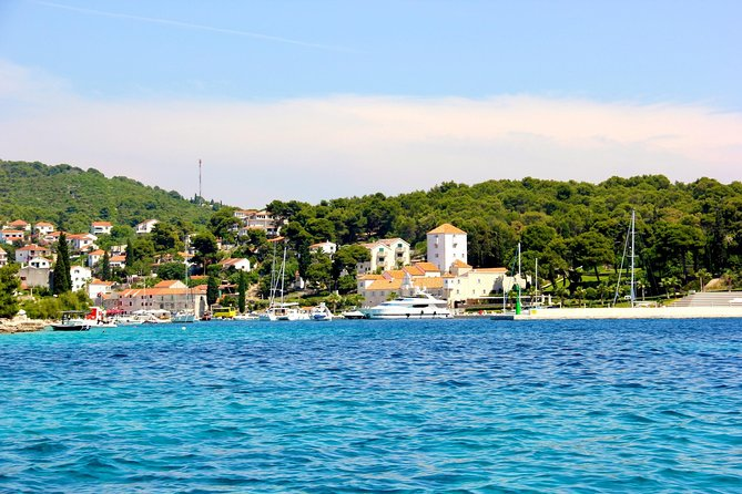 Private 3 islands Tour With Speed boat to Blue Lagoon and Solta from Split or Trogir photo 18