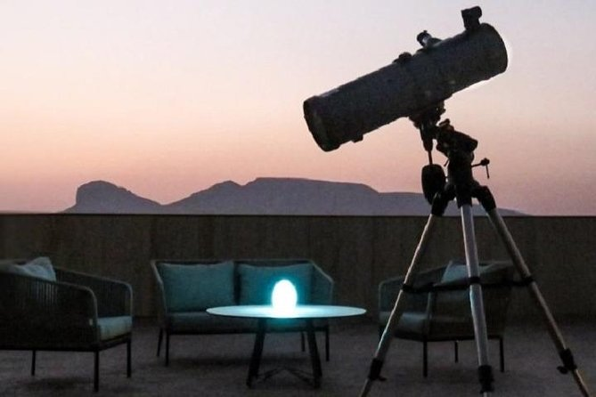 Mleiha Stargazing Experience & Museum Entry with transfers from Dubai