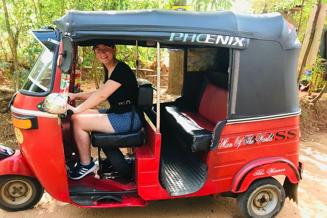 Kandy city tour by Tuk Tuk