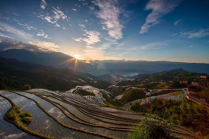 From Guilin: Full Day Tour to Longji Terraces Fields