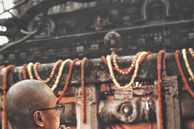 Full-Day Bodh Gaya Private Tour from Patna