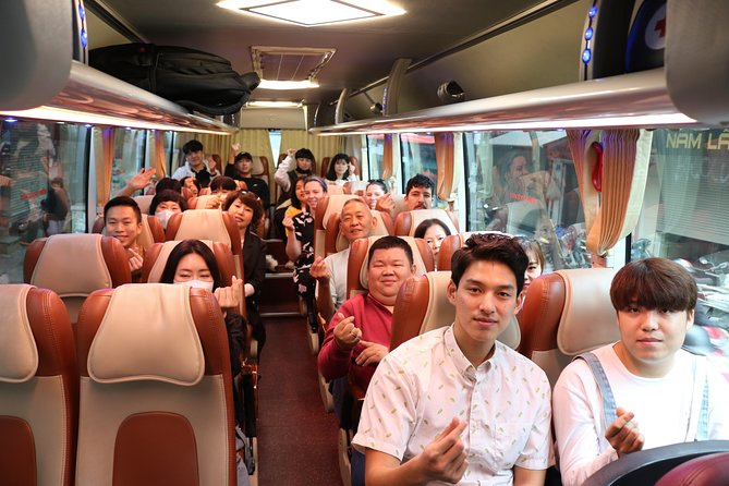 Halong Islands and Cave Join in Day Tour with National Highway Transfer photo 10
