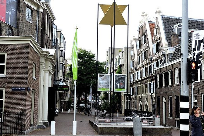 Jewish Amsterdam and Story of Anne Frank Private Tour