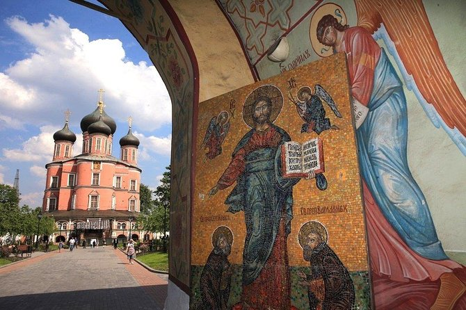Private Tour of the Don Monastery of Moscow