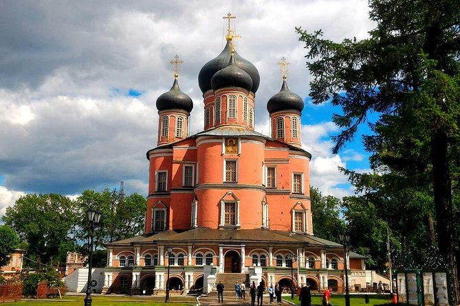 Private Tour of the Don Monastery of Moscow photo 9