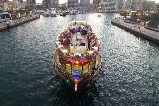 Royal Marina Dhow Cruise Dinner