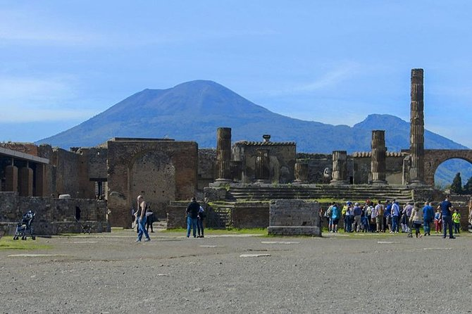 Pompeii & Vesuvius Small Group lunch included photo 7