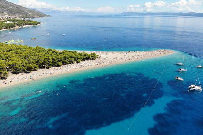 Private Tour to Island Brac and Bol in Speed Boat from Split or Trogir