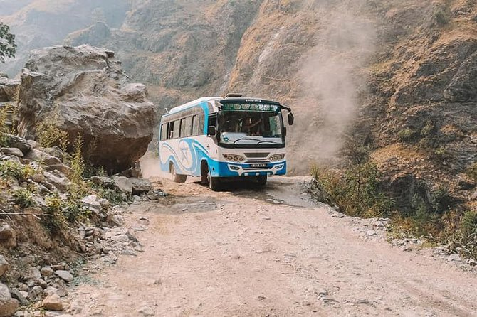 Kathmandu to Sybubesi bus ticket booking