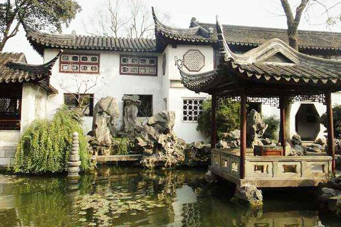 Full-Day Suzhou Gardens Private Tour with Local Guide