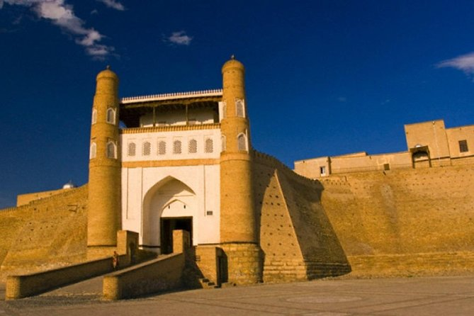 Bukhara Sightseeing Ride: Enjoy 8 Hours Private Taxi