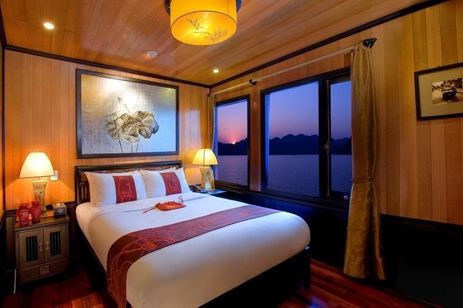 Halong Bay 3 Days Tour - Cheapest prices - High quality - 4 Star Cruise LUXURY